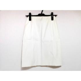 【中古】 ラルフローレン RalphLauren スカート サイズ0 XS レディース 白