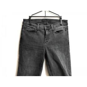 【中古】 ジェイブランド J Brand パンツ サイズ26 S レディース ダークグレー theory