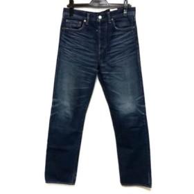 【中古】 トゥモローランド TOMORROWLAND ジーンズ サイズ29 メンズ ブルー BLUE WORK