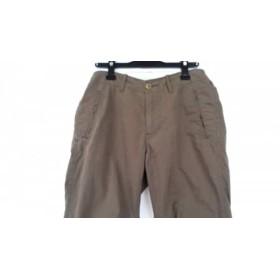 【中古】 マーガレットハウエル MHL. パンツ サイズ3 L レディース ブラウン