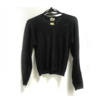 【中古】 アニエスベー agnes b 長袖セーター サイズ1 S レディース 黒