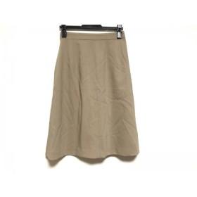 【中古】 クロエ Chloe スカート サイズ40 M レディース ベージュ