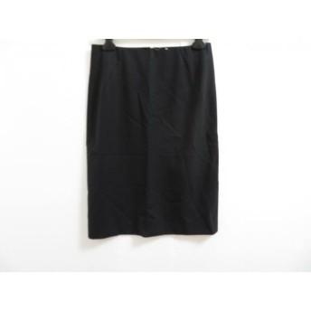 【中古】 セオリー theory スカート サイズ4 S レディース 美品 黒
