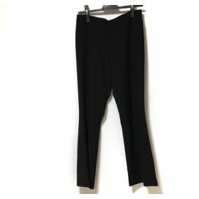 【中古】 グッチ GUCCI パンツ サイズ42 M レディース 黒