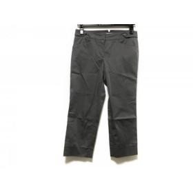 【中古】 アルマーニコレッツォーニ ARMANICOLLEZIONI パンツ サイズ38 S レディース グレー