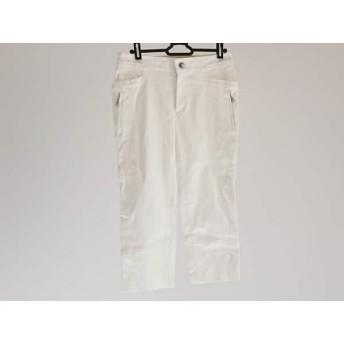【中古】 ボディドレッシングデラックス BODY DRESSING Deluxe パンツ サイズ38 M レディース アイボリー