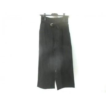 【中古】 エージーバイアクアガール AG by aquagirl パンツ サイズS レディース 黒