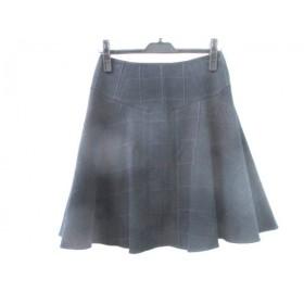 【中古】 ラウンジドレス Loungedress スカート サイズ1 S レディース 黒