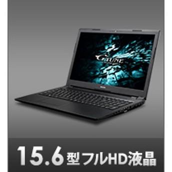 【マウスコンピューター/G-Tune】NEXTGEAR-NOTE i5340GA1-C[ゲーミングノートPC]