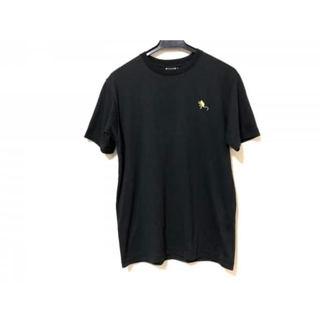 【中古】 ノースフェイス THE NORTH FACE 半袖Tシャツ サイズM メンズ 黒