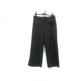 【中古】 ギャルリーヴィー GALERIE VIE パンツ サイズ36 S レディース ダークブラウン