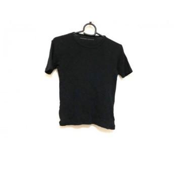 【中古】 ツモリチサト TSUMORI CHISATO 半袖Tシャツ サイズM レディース 黒