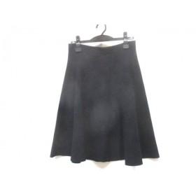 【中古】 ボディドレッシング BODY DRESSING スカート サイズ38 M レディース ブラック