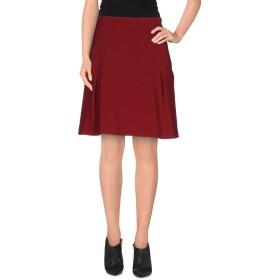 《セール開催中》PINKO BLACK レディース ひざ丈スカート ボルドー 40 ポリエステル 81% / レーヨン 15% / ポリウレタン 4%