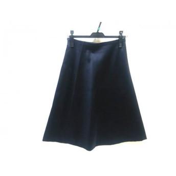 【中古】 グリントマティ grintmati スカート サイズ38 M レディース 黒