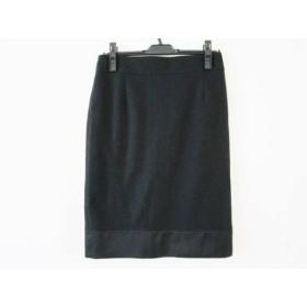 【中古】 ピンキー&ダイアン Pinky & Dianne スカート サイズ40 M レディース 黒