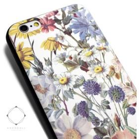 e2648b0630 iphone5/iphone5s/iphoneSEケース☆軽量レザーケースカバー(花柄 ...