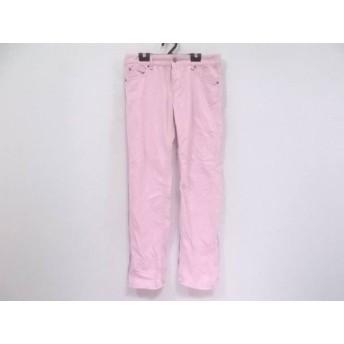 【中古】 ドロシーズ DRWCYS パンツ サイズ0 XS レディース ピンク