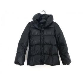 【中古】 アーバンリサーチ URBAN RESEARCH ダウンジャケット サイズFree F レディース 黒 冬物