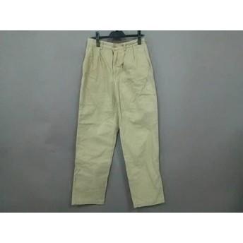 【中古】 ポロラルフローレン POLObyRalphLauren パンツ サイズ52 XL レディース ベージュ