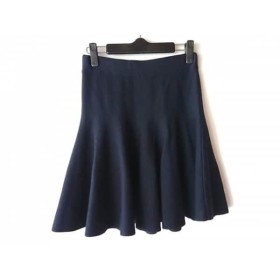 【中古】 トゥデイフル TODAYFUL スカート サイズF レディース ダークネイビー