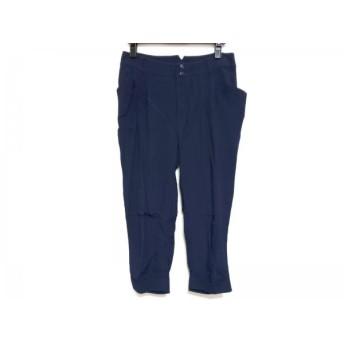 【中古】 ボディドレッシングデラックス BODY DRESSING Deluxe パンツ サイズ36 S レディース ネイビー