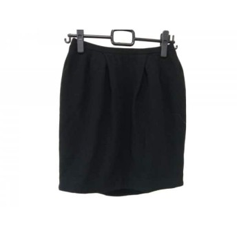 【中古】 チェスティ Chesty スカート サイズ0 XS レディース 黒