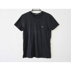 【中古】 エトロ ETRO 半袖Tシャツ サイズS メンズ 黒