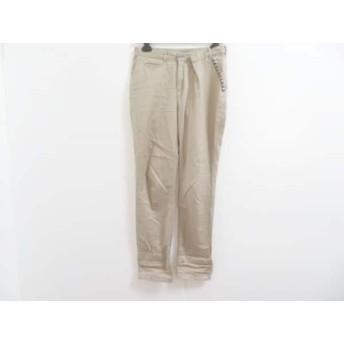 【中古】 サクラ SACRA パンツ サイズ36 S レディース ベージュ
