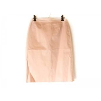 【中古】 ニジュウサンク 23区 スカート サイズ38 M レディース ピンク