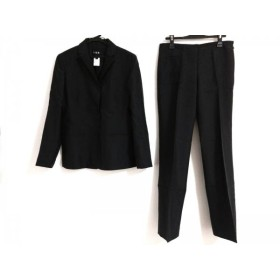 【中古】 アイシービー ICB レディースパンツスーツ サイズUSA 6 レディース 黒