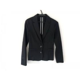【中古】 ビアッジョブルー Viaggio Blu ジャケット サイズ0 XS レディース 黒