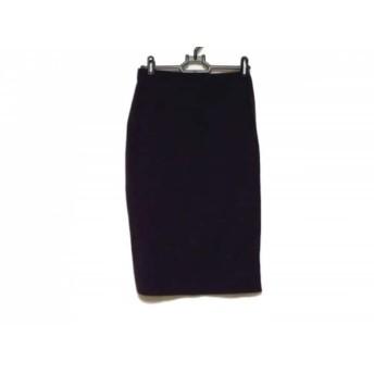 【中古】 アンテプリマ ANTEPRIMA スカート サイズ40 M レディース ボルドー
