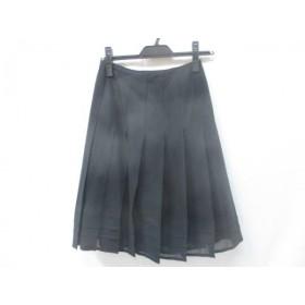 【中古】 プロポーションボディドレッシング PROPORTION BODY DRESSING スカート サイズ1 S レディース 黒