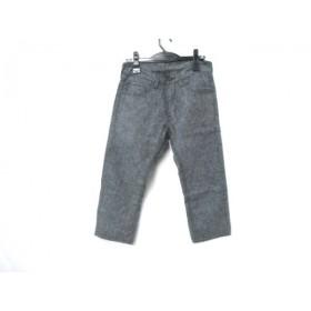 【中古】 リーバイス LEVI'S パンツ サイズW 28 レディース 黒