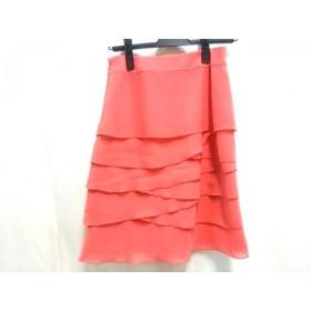 【中古】 インディビ INDIVI スカート サイズ38 M レディース ピンク