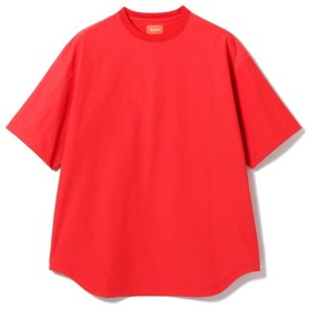 【40%OFF】 ビームス メン BEAMS / プレーティング 天竺 Tシャツ メンズ RED M 【BEAMS MEN】 【セール開催中】