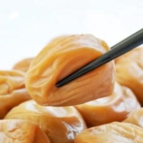 白干梅(梅干し)2kg 紀州南高梅[無添加] 昔ながらのしょっぱい梅干 和歌山県産