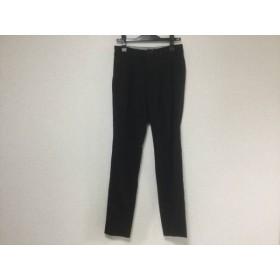 【中古】 ガリャルダガランテ GALLARDAGALANTE パンツ サイズ0 XS レディース 黒