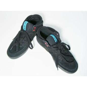 【中古】 ナイキ NIKE スニーカー 26.5cm メンズ 美品 MAVRK MID 510974-017 黒 スエード