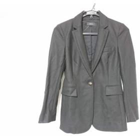 【中古】 ジョセフ JOSEPH ジャケット サイズ36 M レディース 黒