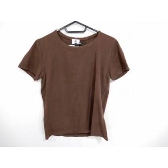 【中古】 パーリーゲイツ PEARLY GATES 半袖ポロシャツ サイズ5 XL メンズ ダークグリーン 黒 白 迷彩柄