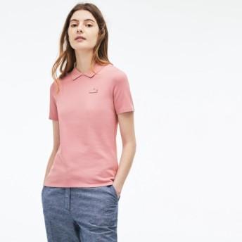 ティアドロップ オープニング ミニピケ ポロシャツ (半袖)