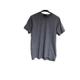 【中古】 バーバリーロンドン Burberry LONDON 半袖Tシャツ レディース グレー