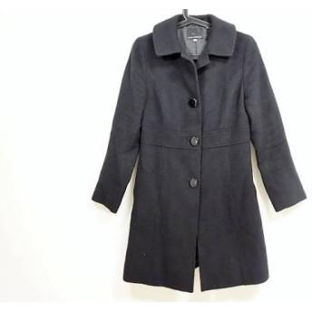 【中古】 クリアインプレッション CLEAR IMPRESSION コート サイズ1 S レディース 黒 冬物