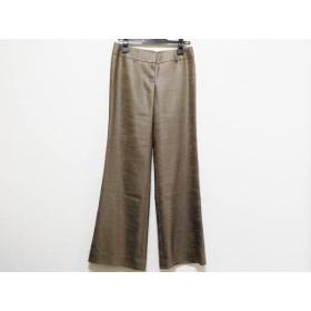 【中古】 エムプルミエブラック M-premierBLACK パンツ サイズ36 S レディース ブラウン