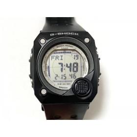 【中古】 カシオ CASIO 腕時計 G-SHOCK G-8000 メンズ ラバーベルト グレー