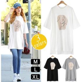 2019新しいスタイル! 超人気韓国chic 春夏の大きいサイズのTシャツの女性のファッションロングスリーブソリッドカラーのラウンドネックTシャツ/半袖ルーズTシャツ