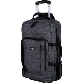 《期間限定セール開催中!》EASTPAK Unisex キャスター付きバッグ グレー 化学繊維