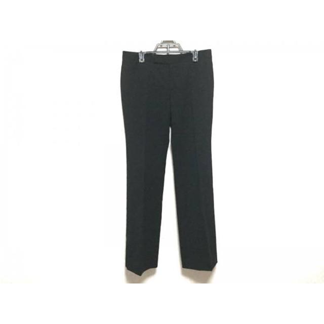 【中古】 ラルフローレン RalphLauren パンツ サイズ9 M レディース 美品 黒